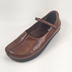 Earth Leather Mary Janes